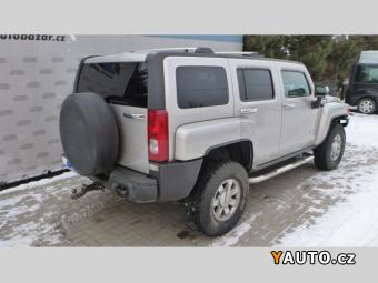 Prodám Hummer H3 3.5i, LPG, ČR