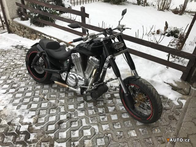 Prodám Suzuki INTRUDER 1400vs