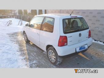 Prodám Volkswagen Lupo 1.7 SDI, SERVO