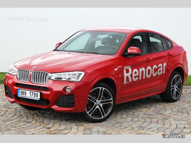 prod m bmw x4 xdrive 30d m paket prodej bmw x4 osobn auta. Black Bedroom Furniture Sets. Home Design Ideas