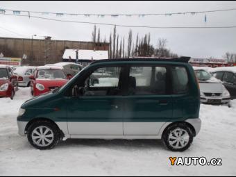 Prodám Daihatsu Move 1.0i