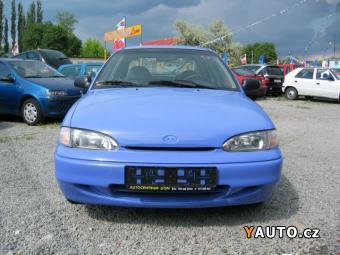 Prodám Hyundai Accent 1.3i GL