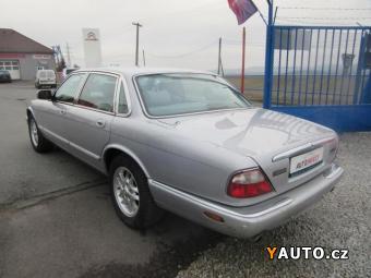 Prodám Jaguar XJ8 3,2 i V8 AUTOMAT, KŮŽE