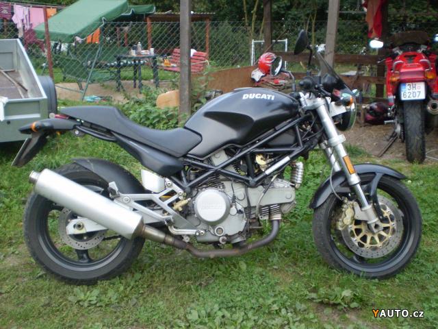 Prodám ... Ducati Monster 750ie