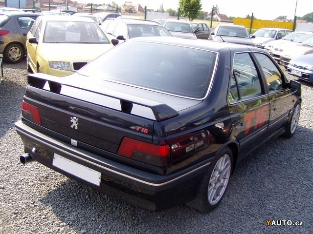 1993 peugeot 405 t 16 related infomation specifications weili automotive network. Black Bedroom Furniture Sets. Home Design Ideas