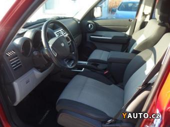 Prodám Dodge Nitro 3.7 AWD ČR 1. majitel