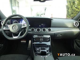 Prodám Mercedes-Benz Třídy E E 220 d 4M