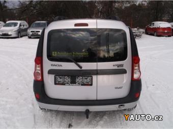Prodám Dacia Logan 1.6i 77kw, 7 mist klima