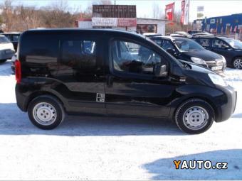 Prodám Citroën Nemo 1.3 JTD 55kw, odpočet DPH