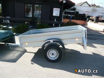 Prodám Maro MS 03 pozink + nástavba - NOV