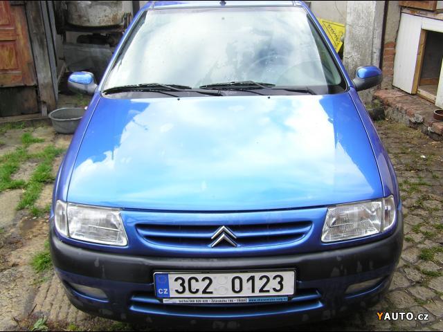 Prodám Citroën Saxo 1, 6i VTR