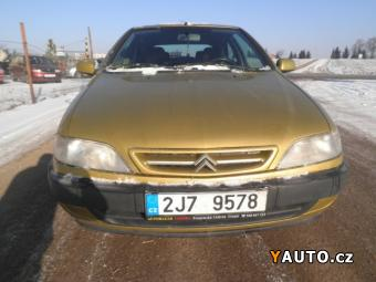 Prodám Citroën Xsara 1,4 i, EKO ZAPLACENO, ZIMNÍ PNEU