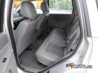 Prodám Jeep Grand Cherokee 3.0 CRDI LIMITED