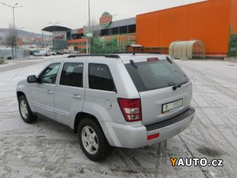 Prodám Jeep Grand Cherokee 3.0 CRDI LIMITED