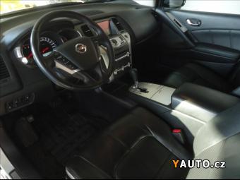 Prodám Nissan Murano 2,5 DCi ČR, DPH, NAVIGACE