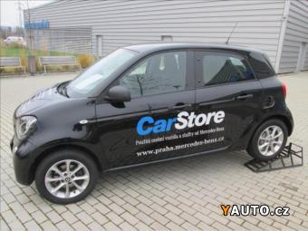 Prodám Smart Forfour 1,0 52 kW