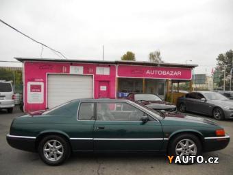 Prodám Cadillac Eldorado 4.6i 224KW Evropa, kůže, TOP