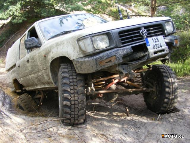 Prod  225 m Toyota Land Cruiser 2 4D 4x4 Trial-Off-RoadToyota Land Cruiser 4x4 Off Road