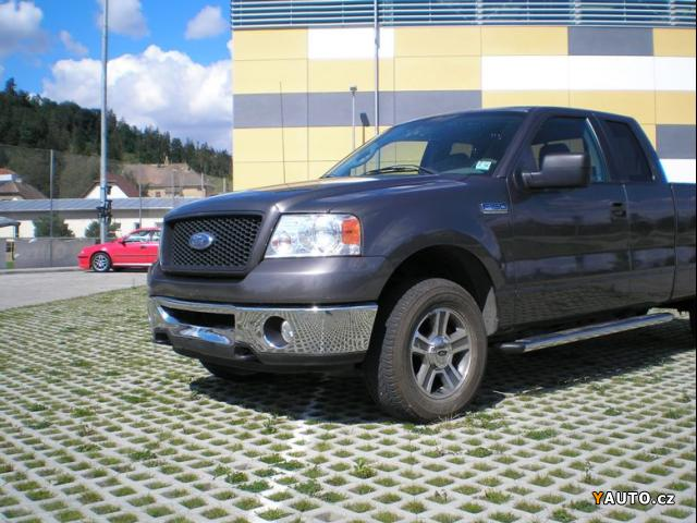 ford f150 5 4 triton performance