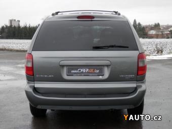 Prodám Chrysler Voyager 2.8 CRD LIMITED