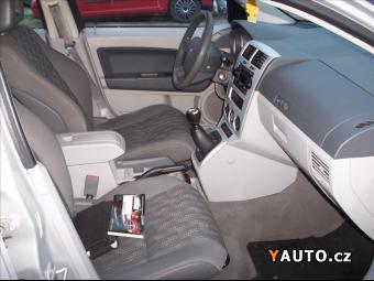 Prodám Dodge Caliber 2,0 CRD klima serviska