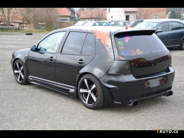 prod m volkswagen golf 1 9 tdi tuning prodej volkswagen. Black Bedroom Furniture Sets. Home Design Ideas