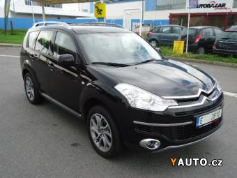 Prodám Citroën C-Crosser 2.2 2.2HDI EXCLUSIVE, 4X4,7 S