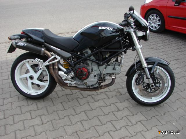 Prodám ... Ducati Monster