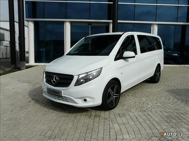 prod m mercedes benz vito 116 cdi vtp l tourer prodej. Black Bedroom Furniture Sets. Home Design Ideas