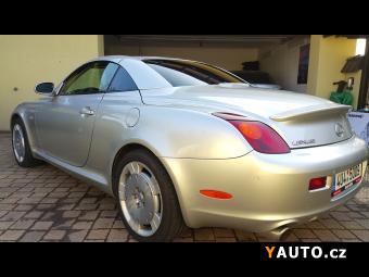 Prodám Lexus SC 430 4.3 V8