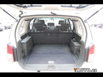Prodám Nissan Pathfinder 2.5 dCi, 4x4, 126 kW