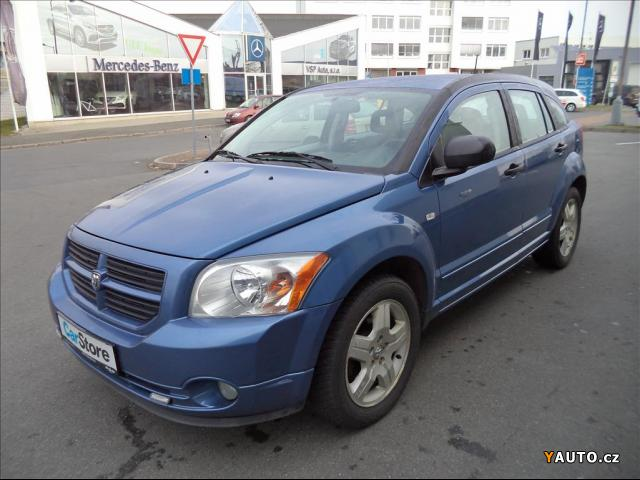 prod m dodge caliber 2 0 crd s prodej dodge caliber osobn. Black Bedroom Furniture Sets. Home Design Ideas
