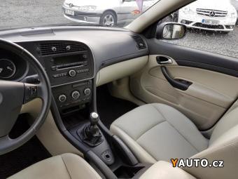Prodám Saab 9-3 1.8i  1. maj., ČR, servis
