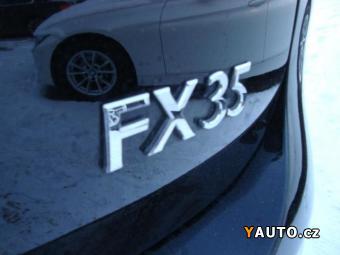 Prodám Infiniti FX35 1. Maj., Najeto 10 Tis. km