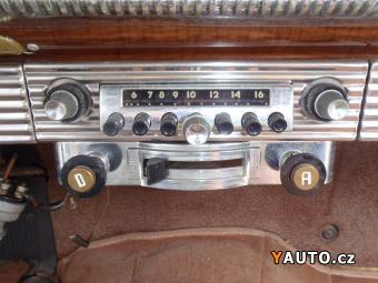 Prodám Studebaker Land Cruiser 1948