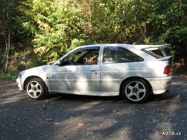 venta ford escort rs 2000 16 v
