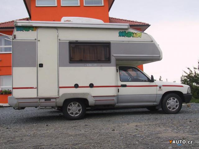 Prod 225 M Frankia 2 4 Diesel Prodej Ostatn 237 Karavany Obytn 233