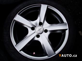 Prodám Peugeot 407 sada Alu kol 225, 45, 17