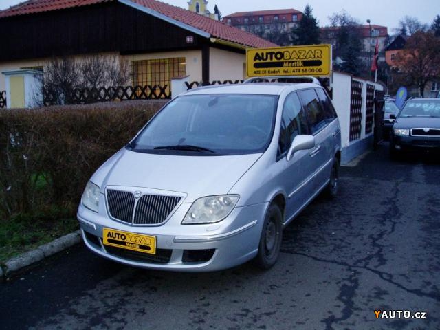 Prodám Lancia Phedra 2,2 JTD