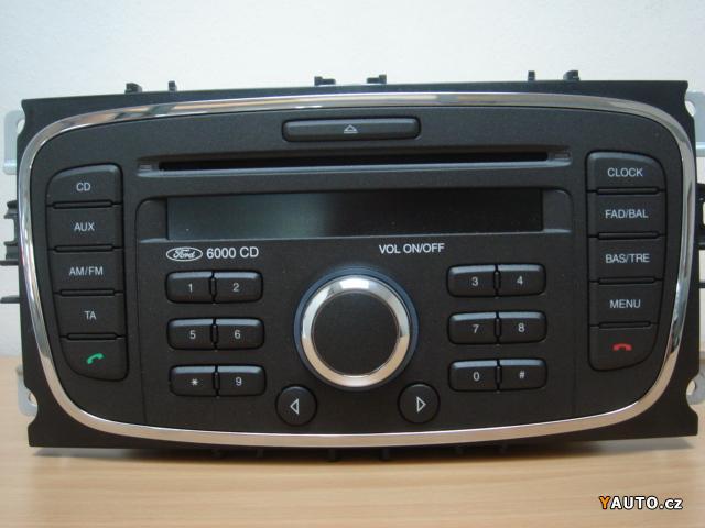 Prodám  Audio Ford R6000CD