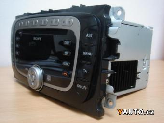 Prodám  Audio Ford SONY CD, MP3
