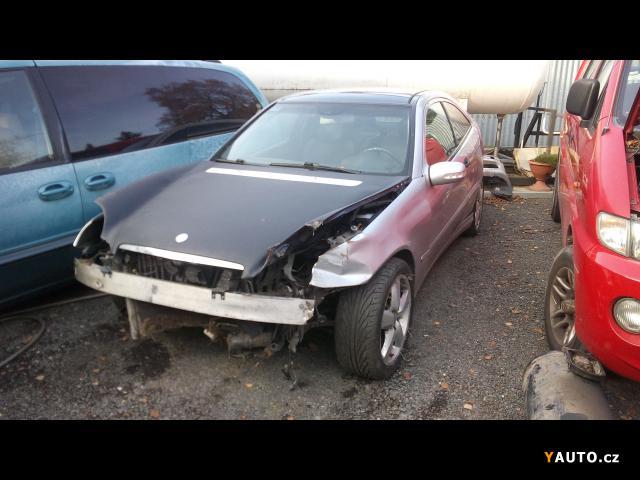 Prodám Mercedes-Benz Třídy C 230K