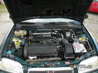 Prodám Rover 1.4 i - NEPOJÍZDNÉ