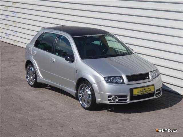 prod m koda fabia 1 9 tdi 96kw rs 1maj tuning prodej. Black Bedroom Furniture Sets. Home Design Ideas