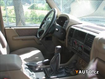 Prodám Land Rover Discovery 2.0 MPi - LPG