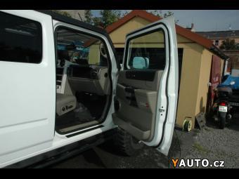 Prodám Hummer H2 LPG TOP STAV