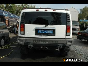 Prodám Hummer H2 LPG