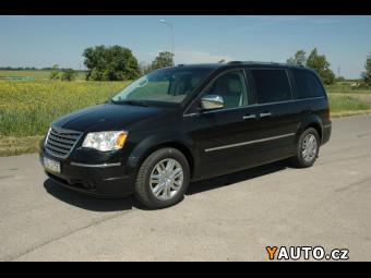 Prodám Chrysler Town & Country 4.0 plná výbava