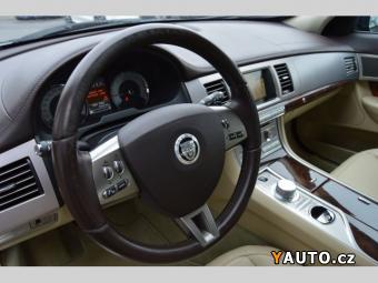 Prodám Jaguar XF 3,0 D SERVISKA, NAVI, BI-XENON