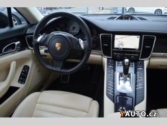 Prodám Porsche Panamera 4S-420 P. S. +1. MAJ+NOVÉ ČR+